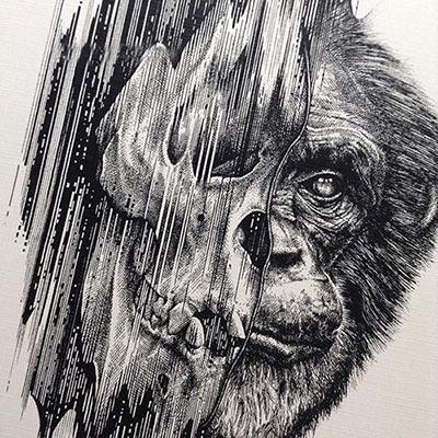 مداد عنصر جادویی این نقاشی های شگفت انگیز