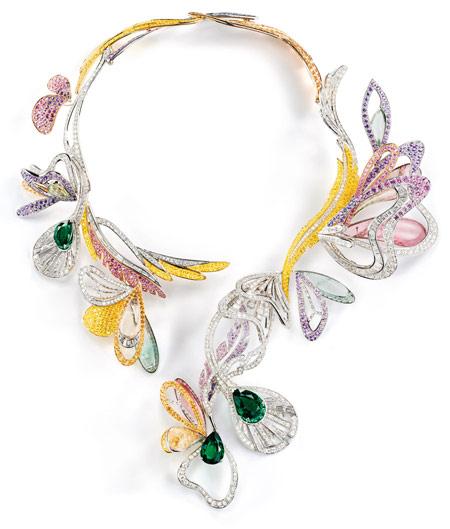 مدل جواهرات و زیورآلات زیبا برند بوشرون 2015