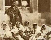 ناصرالدین شاه و 84 همسر وی