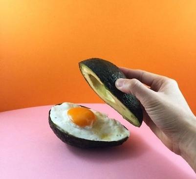 عکس های جالب از ترکیب میوه ها و غذا ها