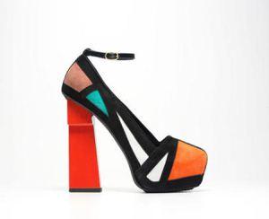 مدل کفش های پاشنه بلند عجیب و خلاقانه