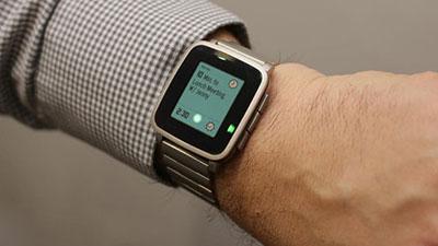 نسخه جدید ساعت های پبل در راه بازار است