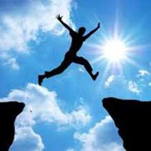 موفقیت در زندگی با مثبت اندیشی