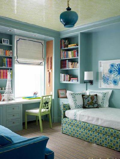 طراحی فضای کار در دکوراسیون اتاق خواب