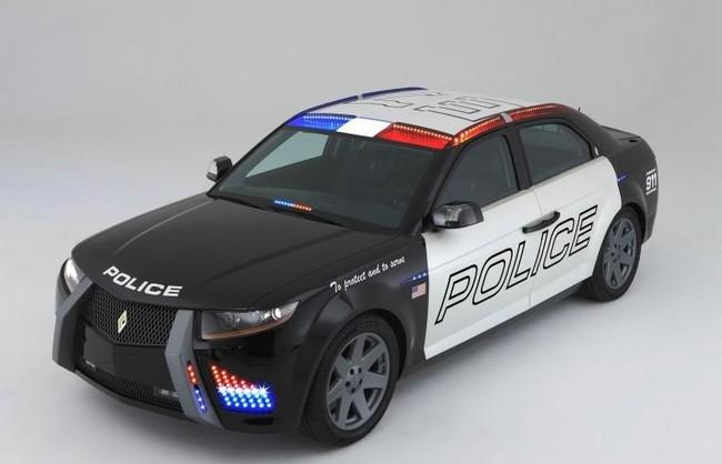 عکس هایی دیدنی از ماشین های پلیس مختلف