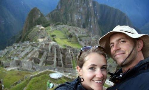 داستان طولانی ترین ماه عسل عاشقانه یک زوج (+عکس)
