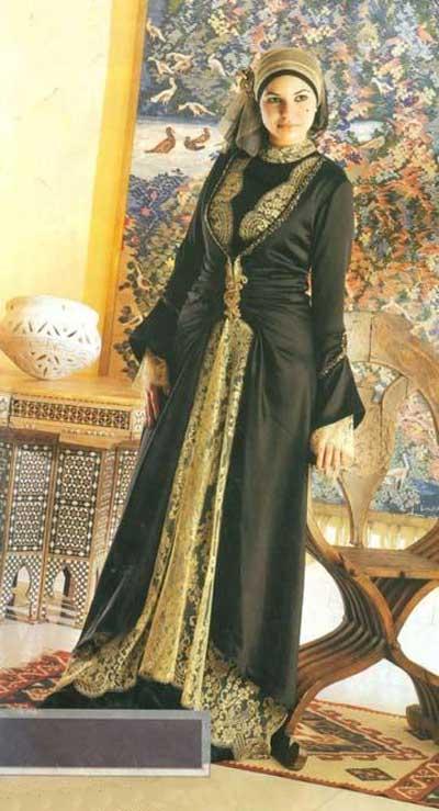 جدیدترین سری مدل لباس عربی