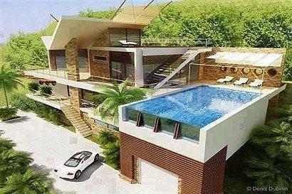 عکس هایی از خانه گران قیمت رونالدو
