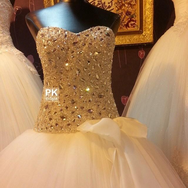 مدل های لباس عروس ایرانی