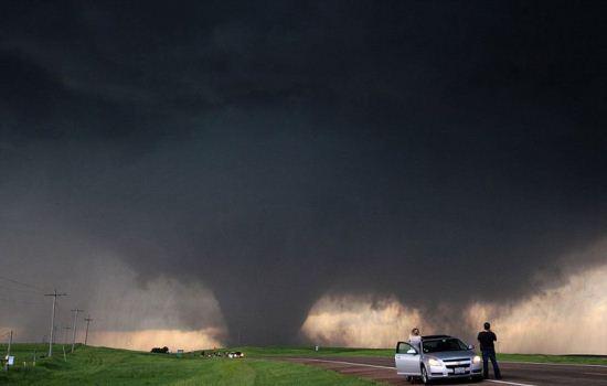 عکس های جالب از طوفان های زیبا در کشور آمریکا