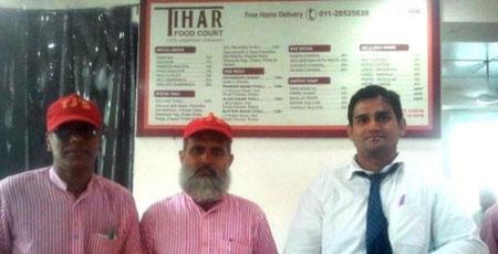 افتتاح رستورانی توسط زندانیان قاتل + تصاویر