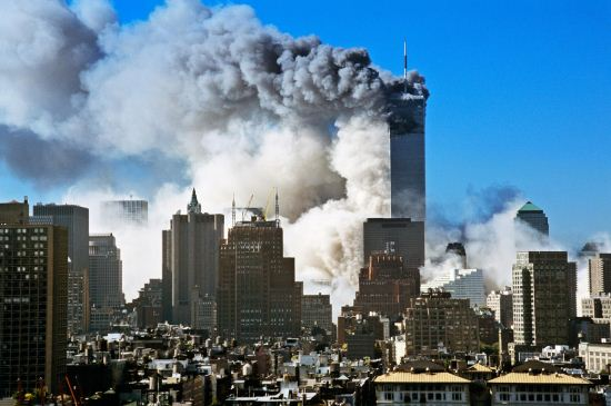 عکس های دیده نشده از اوضاع کاخ سفید پس از حادثه 11 سپتامبر