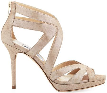 مدل جذاب کفش عروس 2015