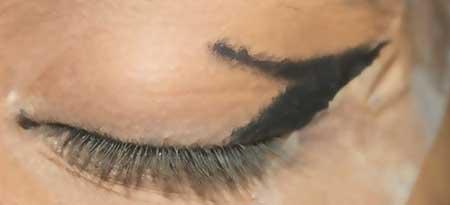 آرایش چشم پاکستانی به صورت آموزش مرحله ای