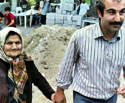 حضور خاله واقعی محسن تنابنده در پایتخت + عکس