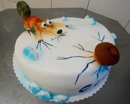 عکس های جالب کیک جشن تولد