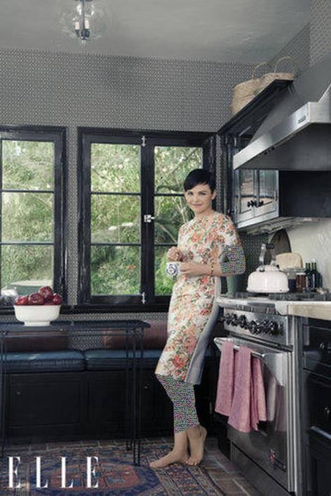 عکس هایی از آشپزخانه مجلل ستاره ها