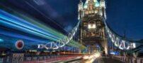 تصاویر بسیار دیدنی و متفاوت از شهر زیبای لندن