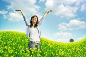 شاد بودن در زندگی با 10 روش مناسب
