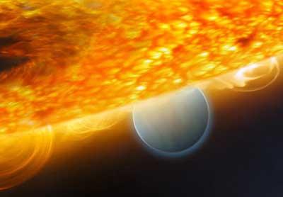 کشف سیاره ای با ویژگی های کره زمین + تصاویر