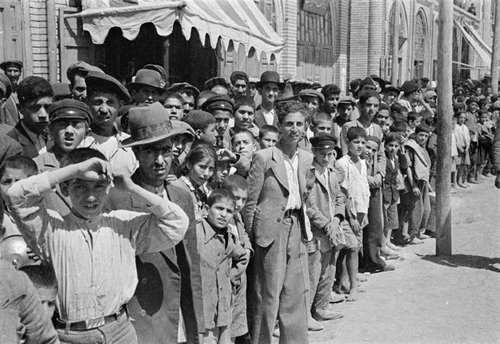 عکس های قدیمی از اشغال قزوین توسط روس ها