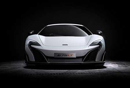 تصاویر دیدنی از خودروی McLaren 675LT