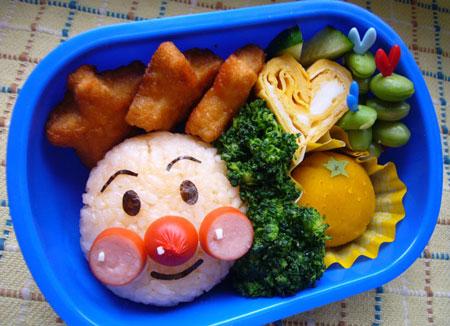 مدل های بامزه و دیدنی تزیینات غذای کودکان