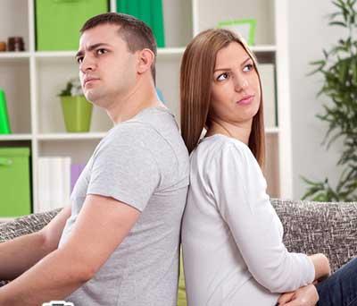 تفاوت درونگرایی و برونگرایی همسران