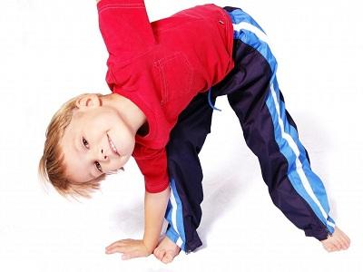 ورزش کردن برای کودکان کم سن ضرر دارد