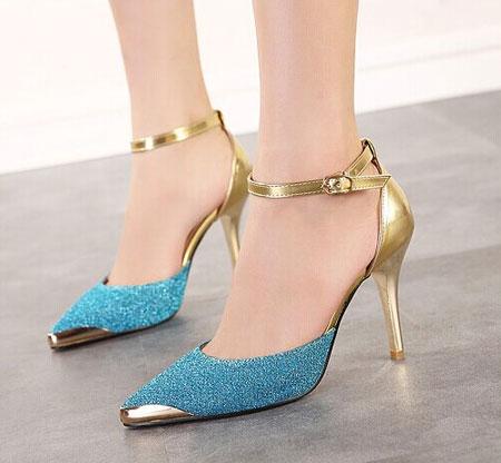 مدل های شیک کفش مجلسی 2015