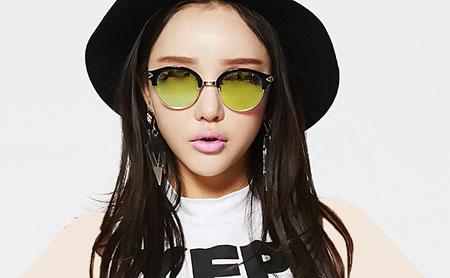 مدل متفاوت و جذاب عینک آفتابی دخترانه و زنانه INMIX