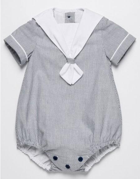 مدل لباس های زیردکمه ای نوزادان دختر 2015