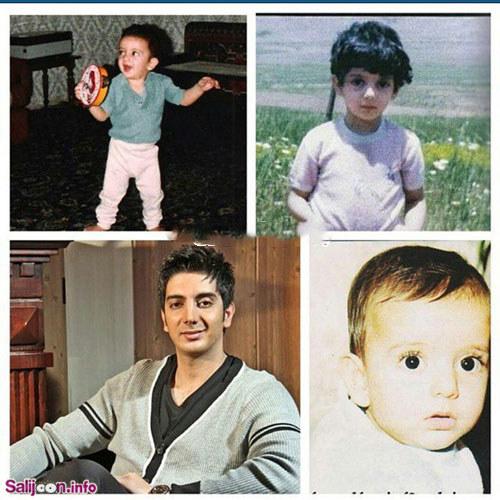 عکس های قدیمی از چهرههای معروف ایرانی