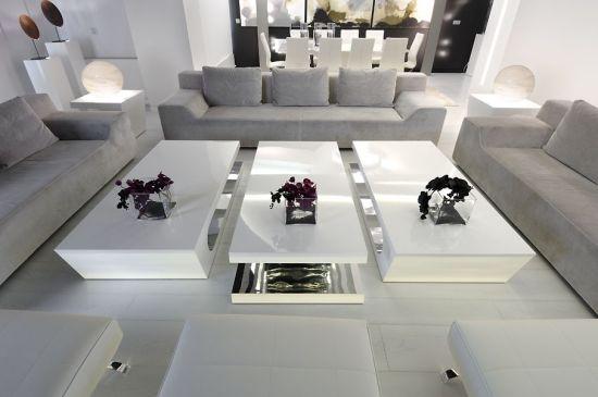 مدرنیته ترین آپارتمان دوبلکس در اسپانیا + عکس