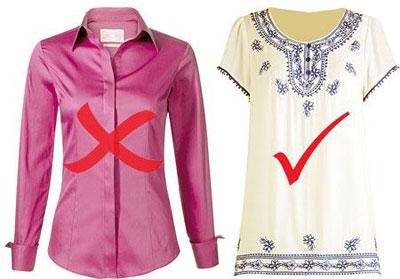 با انتخاب این لباس ها حسی مثبت به دیگران بدهید