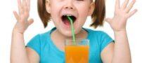 نوشیدنی های مناسب و نامناسب برای کودکان را بشناسید