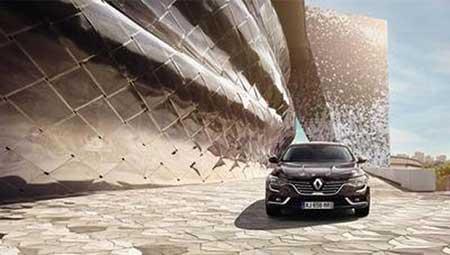 خودروی رنو تالیسمان پرچم دار جدید شرکت رنو + تصاویر