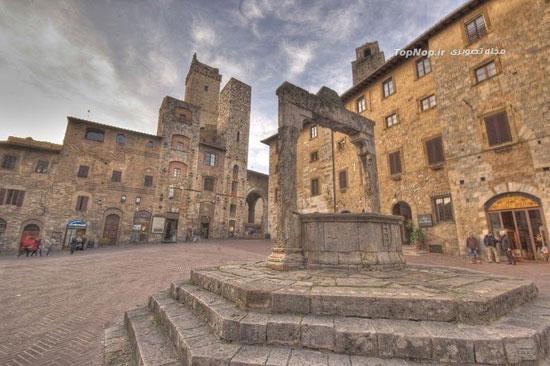 بلندترین ساختمان های قرون وسطی (+عکس)