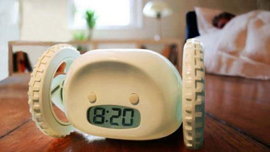 این ساعت بازیگوش به شما اجازه خوابیدن نمی دهد + عکس