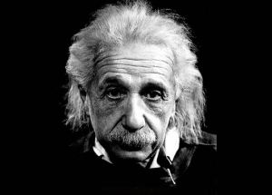 آلبرت اینشتین در سن 3 سالگی (عکس)