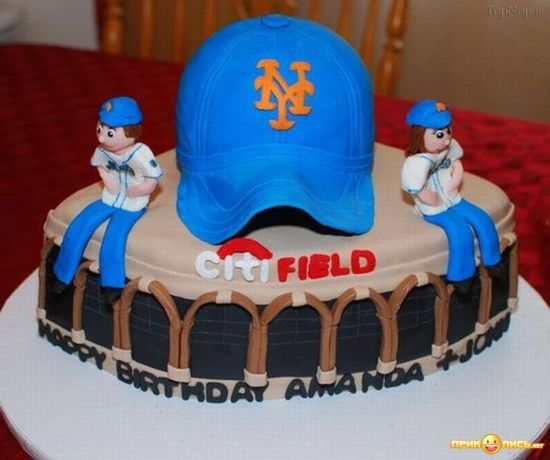 تصاویری از زیباترین کیک های تولد دنیا