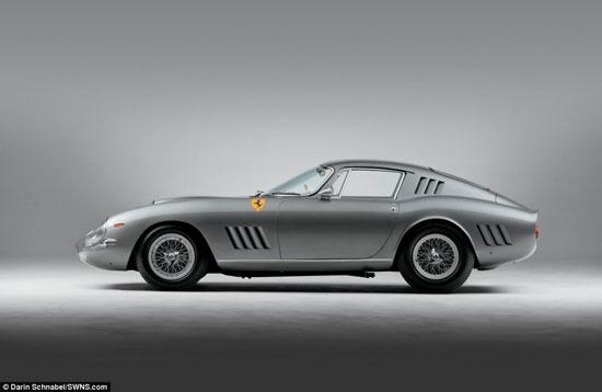 گرانترین اتومبیل فراری + تصاویر