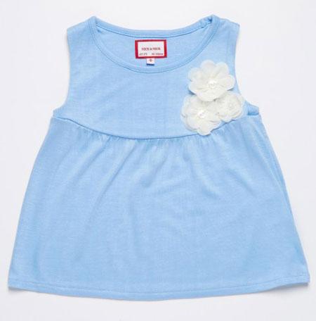 مدل پیراهن تابستانی دخترانه 2015