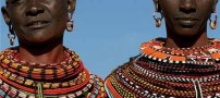 تصاویری از زیورآلات کنیایی ها