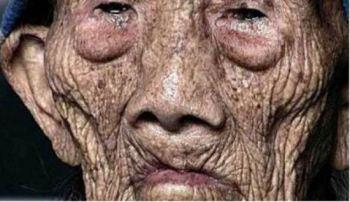 پیرترین مرد جهان با رکورد 256 سال عمر + عکس