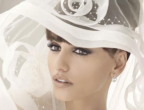 مدل آرایش و گریم ایتالیایی عروس 2021