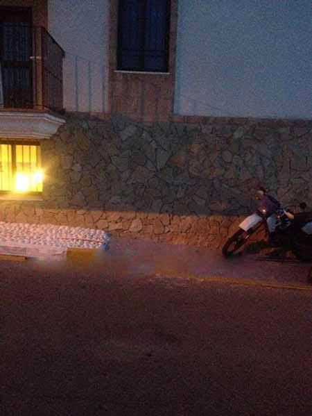 سقوط آزاد یک زن به علت خواب زدگی + تصاویر