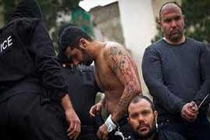 سلاح عجیب اراذل و اوباش تهران (عکس)