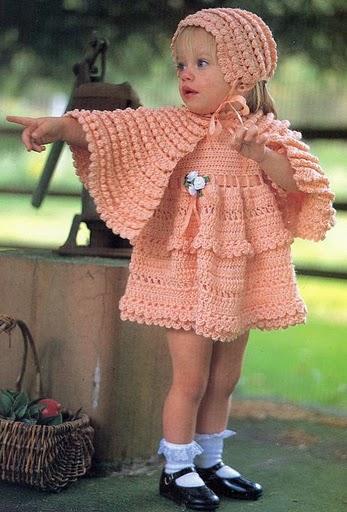 مدل های شیک لباس بافتنی بچه گانه 94
