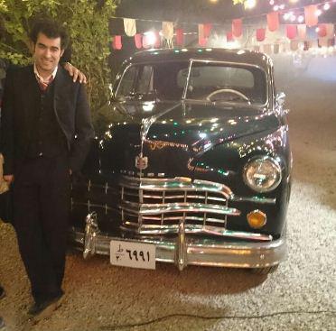 مزایده خودروی قدیمی سریال شهرزاد + عکس